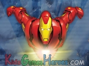 IronMan Flight Test Icon
