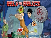 Jackie Chan - Rely On Relics Icon