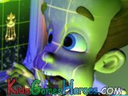 Play Jimmy Neutron - Alien Invasion