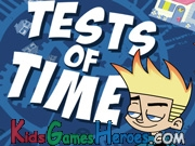 Johnny Test - Tests Of Time Icon