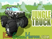 Jungle Truck Icon