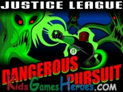 Play Justice League - Dangerous Pursuit