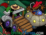 Play Kids Next Door - Downhill Derby