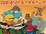 Play Kids Next Door - Operation: S.T.A.R.T.U.P