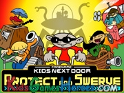 Kids Next Door - Protect And Swerve Icon