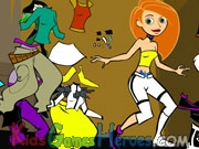 Play Kim Possible - Dress Up