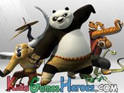 Play Kung Fu Panda 2 - Kung Fu Rumble