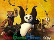 Play Kung Fu Panda - HangMan