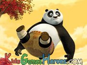 Play Kung Fu Panda - Mah-Jong Mayhem