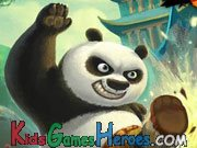Play Kung Fu Panda - Paw Some Panda