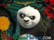 Play Kung Fu Panda - Po's Awesome Appetitte