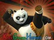 Kung Fu Panda - The Field Of Fiery Danger Icon