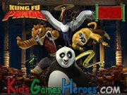 Play Kung Fu Panda - Word Search