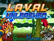 Play Legends Of Chima - Laval Unleashed