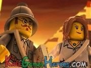 Play Lego - Curse of the Pharaoh