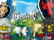 Play Lego - Dragon Mountain Game