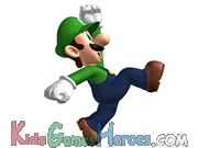 Luigi Adventure Icon