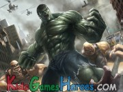 Hulk - Hidden Numbers Icon