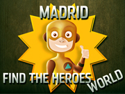 Play Madrid - Find The Heroes World