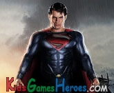 Play Man Of Steel - Find The Differences