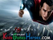 Play Man Of Steel - Hero´s Flight