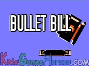 Mario - Bullet Bill Icon