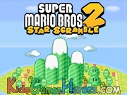 Play Mario Star  Scramble 2