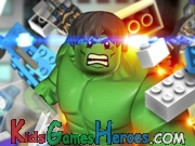 Kiz1000 Games - Marvel Super Hero Hulk