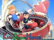 Play Meet The Robinsons - Time Traveller