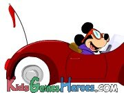 Play Mickey - Super Racer