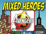 Play Mixed Heroes - Avengers