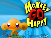 Play Monkey GO Happy