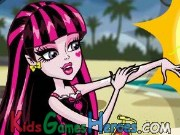 Monster High - Scary Sun Icon