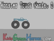 Play Monster Truck Maniac 2