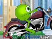 Monsters University Bike Icon