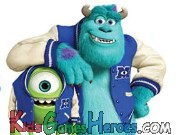 Monsters University - Movie Trailer Icon