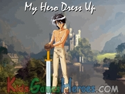 Play My Hero Dress Up