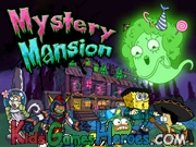 Play SpongeBob - Mystery Mansion