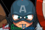 Captain America - Shield of Justice Icon