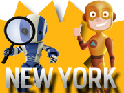 New York - Find The Heroes World Icon