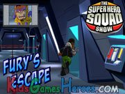 Play Nick Fury - Fury's Escape