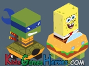 Play Nick Wacky Racers 3D