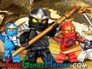 Play Ninjago - Spinjitzu Snakedown