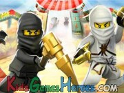 Play Ninjago - Spinjitzu Spinball - Snake Invasion