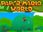 Paper Mario World Icon