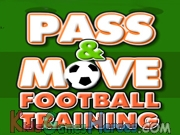 Pass and Shoot Training Icon