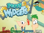 Phineas and Ferb - Perry Widgets Icon