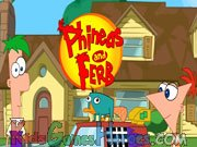 Play Phineas And Ferb - The Fast and the Phineas