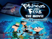 Play Phineas And Ferb - The Film - Across the 2nd Dimension - Trailer