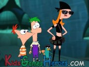 Play Phineas and Ferb - Dimensions of Doooom